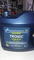 Моторное масло Aral Super Tronic Longlife III 5w-30 (VW 504.00, 507.00) 4L - производства Германии