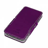 Чехол книжка Stenk Prime для BlackBerry Passport Сирень