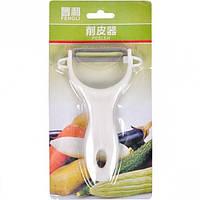 Нож для чистки овощей горизонтальный 12,… (арт.KWНЧОг)