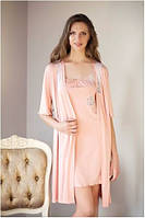 Халат женский Shato -  509/1 (женская одежда для сна, дома и отдыха, домашняя одежда, ночная)