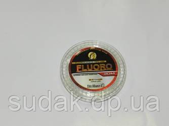 Флюорокарбон Elite Alliance FLUOROCARBON 100% 0,370мм 7,7кг 20м
