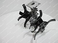 Насадка культиватор для бензокос (штанга 26 мм)