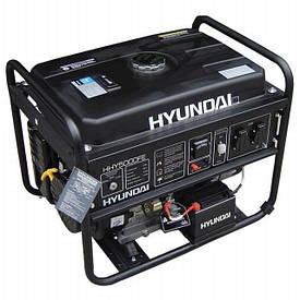 Бензиновый генератор HYUNDAI Hobby HHY 5000F/FE 4,0 (4,5) кВт
