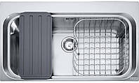 Мойка кухонная Franke Acquario Line AEX 610-A polish