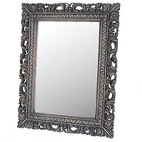 Настенное зеркало (66х51х3 см.)