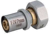 Пресс-муфта с накидной гайкой FIV
