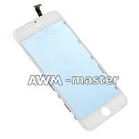 Сенсорное стекло на рамке Apple iPhone 6 4.7 белый H/C