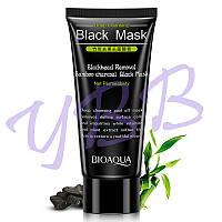 Чёрная маска-плёнка Deep Cleansing Black Mask