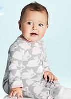 Человечки для новорожденных до 24 мес. хлопок, флис. Carter's, George, F&F, фото 1