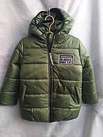Красивая и удобная зимняя куртка на мальчика