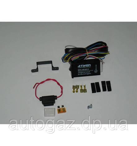 Перемикач LPG-CNG (карб) без вказівника рівня 3001 (шт.), фото 2