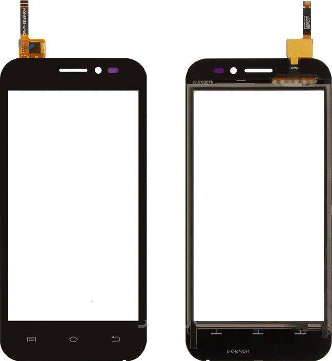 Сенсор (Touch screen) Nomi i451 чёрный