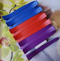 Цветные зажимы для волос цветные 11,5 см