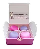 Mini Macarons Набор изумительного органического Ягодного мыла 80г
