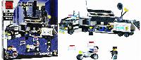 "Конструктор Полиция ""Riot Tracking Car"""