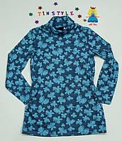Красивое  платье -туника рост 116-146 см, фото 1