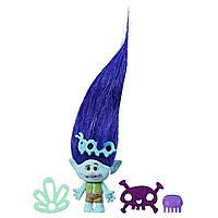 Бархатный тролль Цветан 19 см. DreamWorks Trolls Branch