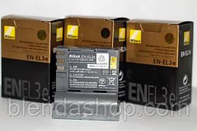 Аккумулятор для фотоаппаратов NIKON D50, D70, D80, D90, D100, D200, D300, D700 - EN-EL3e