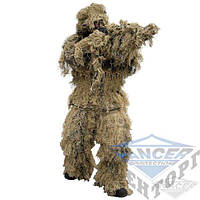 Маскировочный костюм для снайпера