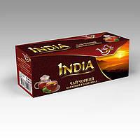 Чай черный «Индийский крепкий»