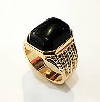 Перстень мужской Дельта, размер 19, 20 ювелирная бижутерия XP