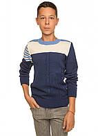 Вязанный джемпер для мальчиков Маэстро (8-16 лет)