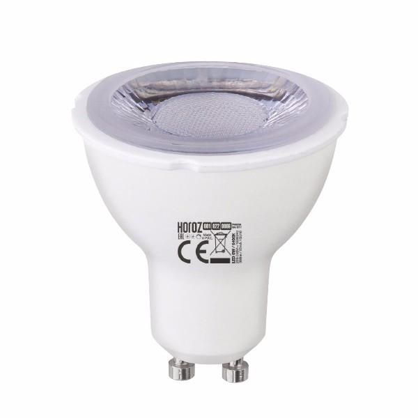 Светодиодная лампа VISION-6 6W GU10 3000К под диммер