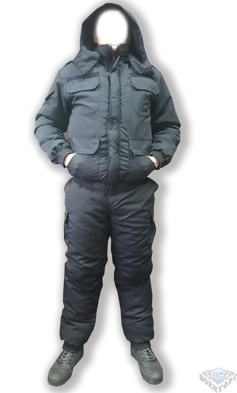 Зимняя форма полиции комбез