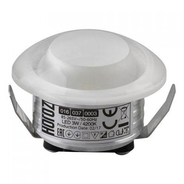 Светодиодный светильник  RITA 1W 4200K