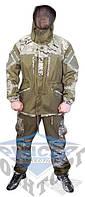 Куртка Горка палатка мультикам, Зима, 100% хб