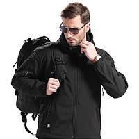 Куртка Soft Shell черная