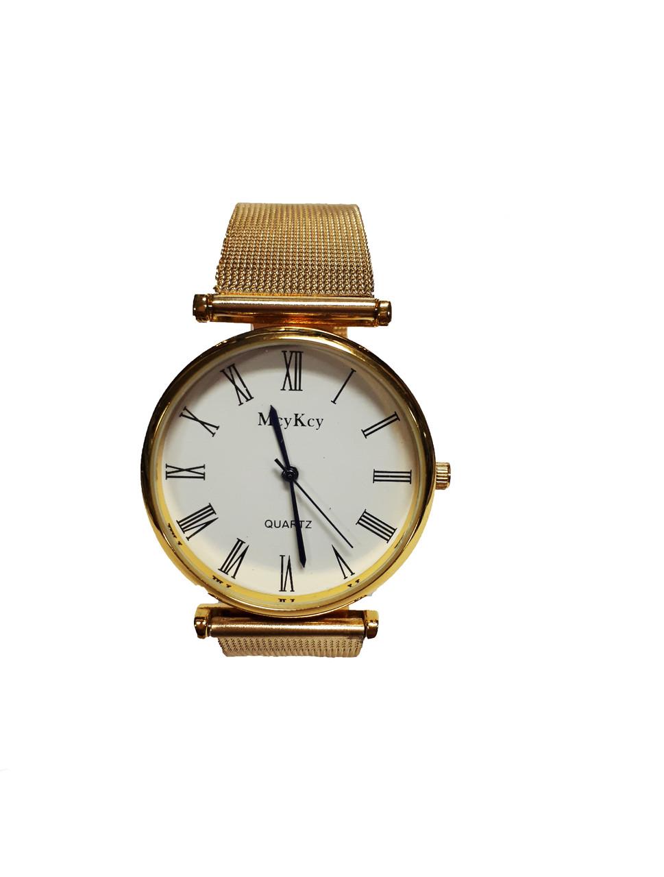 Женские часы  на браслете кольчуга 1755