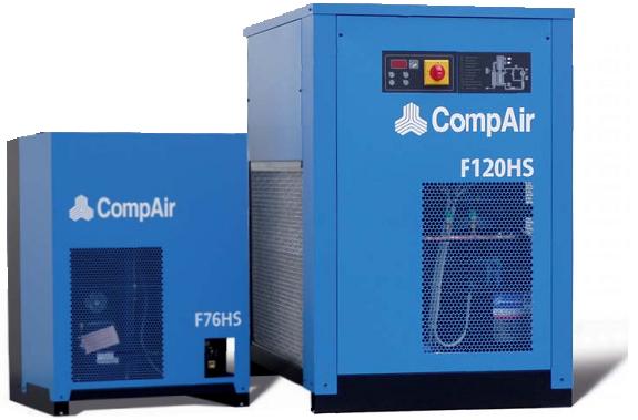 Рефрижераторний осушувач CompAir F18HS (F00018HS) 1,8 м3/хв, точка роси +3С