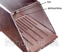 Пеллетная горелка Roda RPB-50s, фото 3