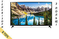 Телевизор LG 55UJ6307 Smart TV 4K/UHD 1600Hz T2 S2 из Польши