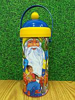 """Новогодняя упаковка для конфет """"Святой Николай"""" на 270 гр., фото 1"""