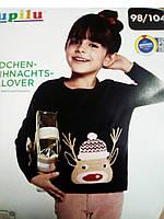 Пуловер для девочки, размеры 110/116, Lupilu, арт. Л-770
