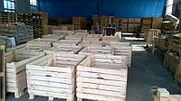 Деревянный контейнер, Евроконтейнер для фруктов, овощей
