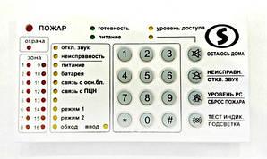 Виносний модуль клавіатура Лінд-9М3