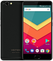"Смартфон Vernee Thor Plus Black 3/32 Gb, 5.5"", MT6753, 3G, 4G"