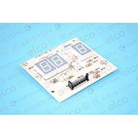 Плата дисплея на газовый котел Ariston Microgenus Plus65100709