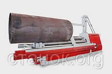 4-х валковые вальцы Akyapak AHS гидравлические гибочный пресс акуапак ахс, фото 2