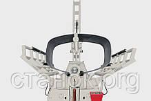 4-х валковые вальцы Akyapak AHS гидравлические гибочный пресс акуапак ахс, фото 3