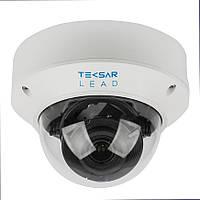 Купольная IP камера видеонаблюдения Tecsar Lead IPW-L-2M30V-SD-poe, фото 1