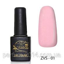Цветной гель-лак 7 мл ZVS-01