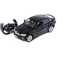 Машинка на радиоуправлении RASTAR 1:14 BMW X6 Черная Наложка в НАЛИЧИИ
