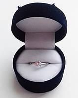 """Кольцо """"романтик"""" серебро ."""