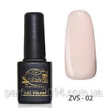 Цветной гель-лак 7 мл ZVS-02