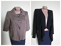 Пиджаки жакеты женские.