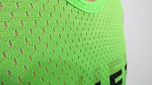 Футбольная манишка Swift салатовая (сетка), фото 2